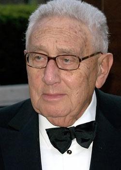 Henry Kissinger (born on May 27)