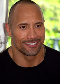 Dwayne 'The Rock' Johnson (born on May 2)