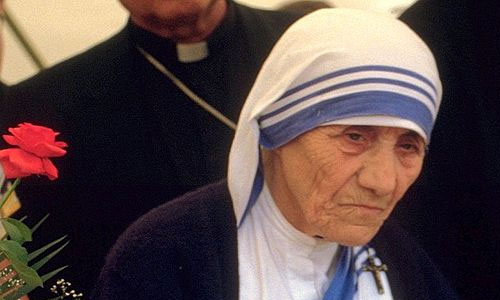 7 Life Lessons Mother Teresa Taught Us
