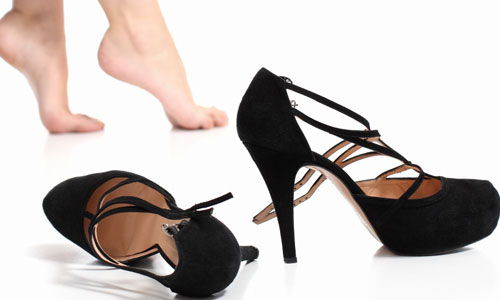 5 Reasons You Should not Wear High Heels