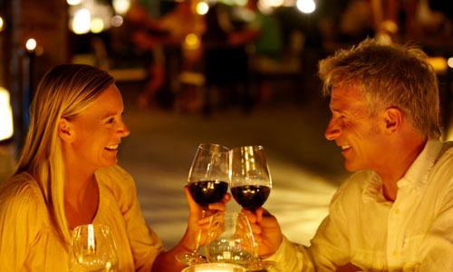 5 Rules for Drinking on the First Date