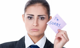 6 Reasons You Should Say Sorry