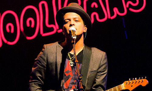 Top 9 Bruno Mars Songs