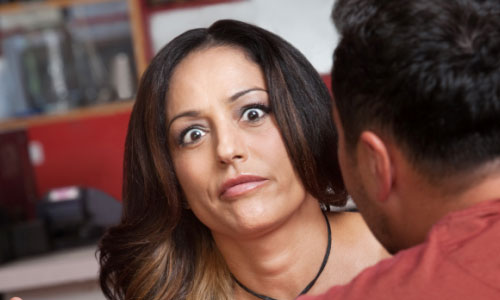 5 Annoying First Date Conversations