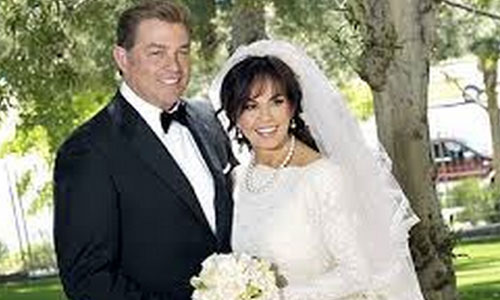 Marie Osmond and Stephen Craig