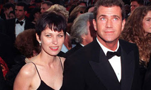 Mel Gibson and Robyn