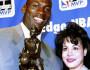Michael Jordan and Juanita