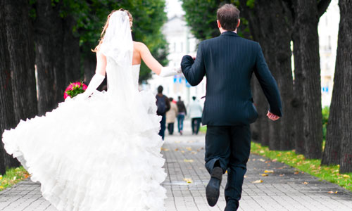 5 Reasons not to Invite Your Ex to Your Wedding