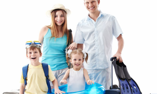 5 Reasons Why It is Fun to Travel With Kids