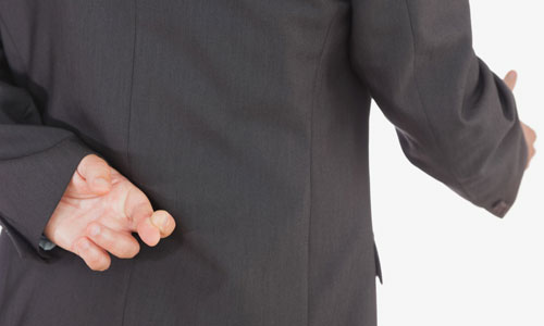 6 Ways to Spot a Liar at Work