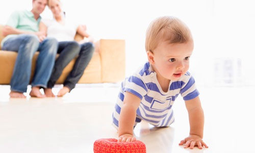 8 Tips to Baby Proof Your Home