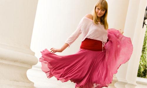 5 DIY Glamorous Skirts