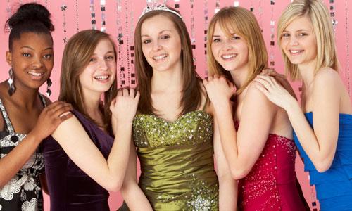 6 DIY Prom Dresses