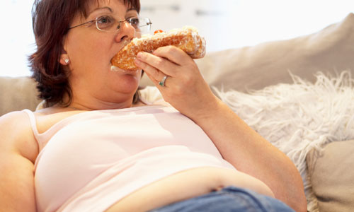 6 Habits of Obese People