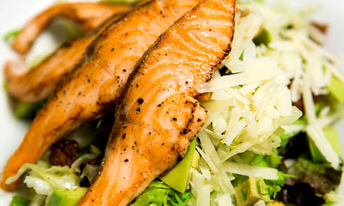 5 Health Benefits of Salmon