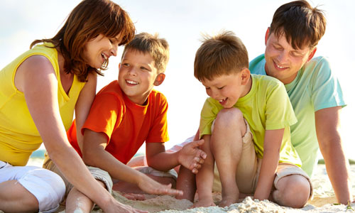 6 Tips for planning a Family Beach Trip