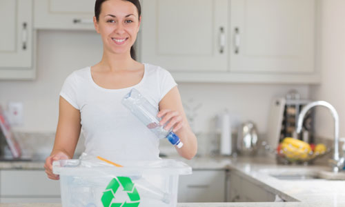 6 Recycling Tips for the Home