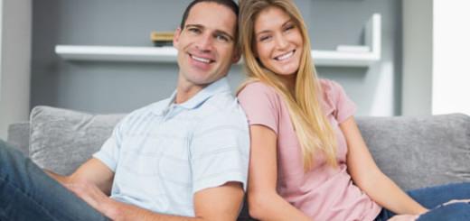 younger women dating older man