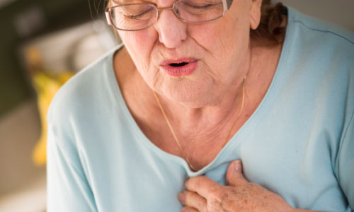 4 Warning Signs of a Heart Attack