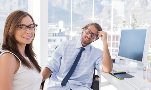 5 Ways to Make Him Notice You at Work
