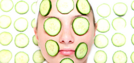 cucumber-face-masks