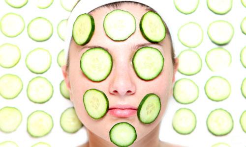 5 Cucumber Face Masks