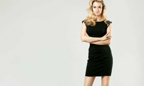 6 Reasons to Own a Little Black Dress