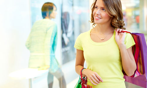 6 Reasons Window Shopping is Good for You