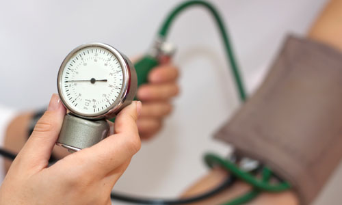 5 Symptoms of Low Blood Pressure