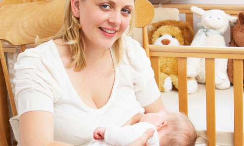 6 Good Tips for Breastfeeding