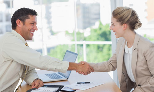 5 Tips for Landing Your First Job