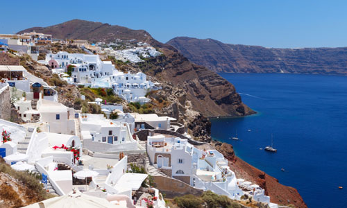 Top 5 Greek Islands
