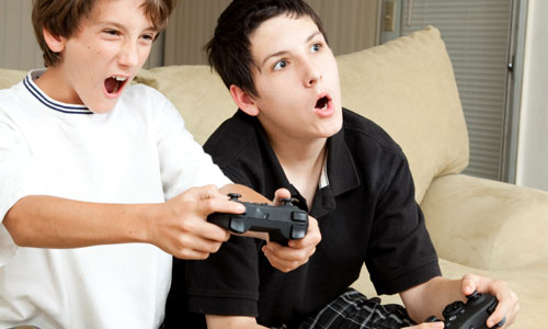 5 Reasons Why Your Kids Should Play Video Games