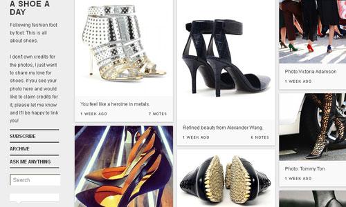 A Shoe A Day