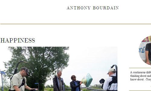 Anthony Bourdain
