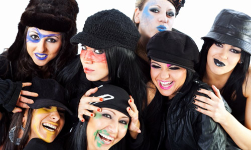 8 Great Halloween Costumes for Groups