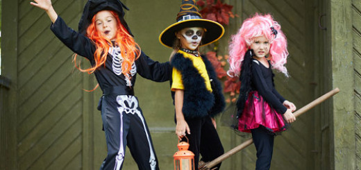8 Halloween Costumes for Kids