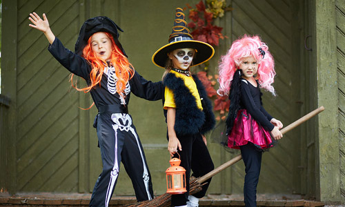 8 New Halloween Costumes for Kids