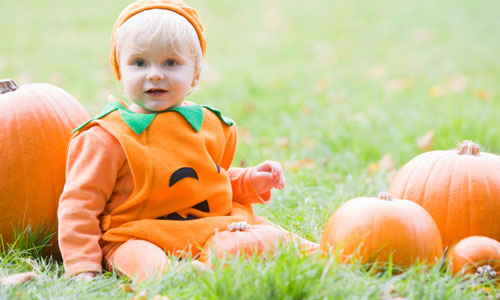 5 Halloween Costumes for Toddlers