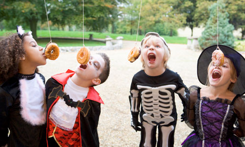 6 Halloween Party Games for Kids