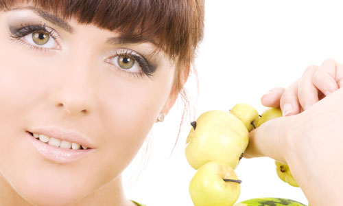 5 Healthy Fruits for Clear Skin