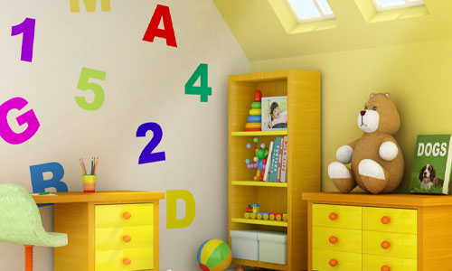 8 Nursery Decorating Ideas