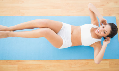 Top 5 At-home Exercises