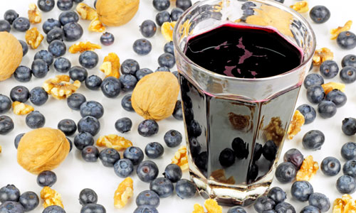 5 Benefits of Blueberry Juice
