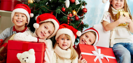 6 Christmas Party Games for Kids