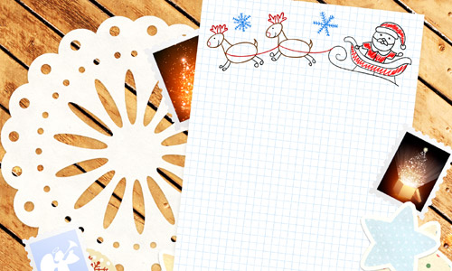 5 Easy Ways to Make Christmas Cards at Home