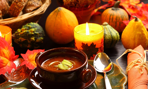 7 Thanksgiving Decorations