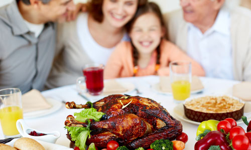 6 Nice Activities for Thanksgiving