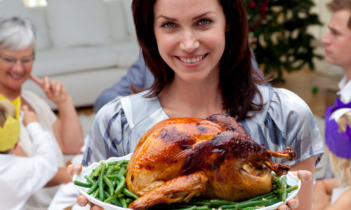 9 Tips to Avoid Overeating on Thanksgiving