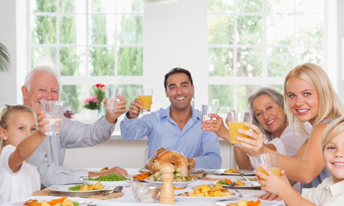 5 Ways to Celebrate Thanksgiving in the Right Spirit